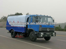 Dongfeng 4x2 road sweeper truck 8CBM