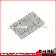Mini Solderless Breadboard Project Electronic Bread Board Length 84mm Width 55mm