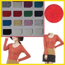 60s fine/comb cotton yarn dye jersey cashmere jersey,buy lycra cotton fabric 50% Lycra 50% Cotton single jersey