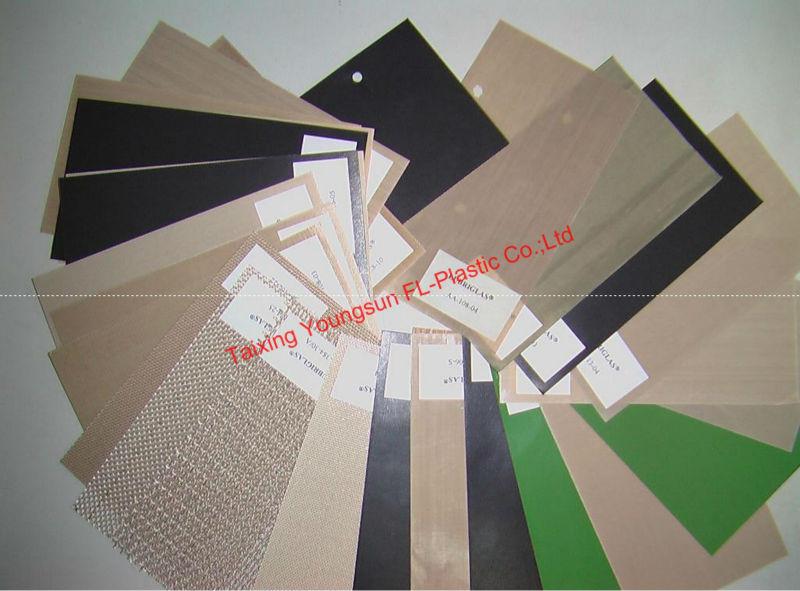 Non-stick PTFE coated fiberglass cloth