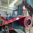 prepainted galvanized steel in coils