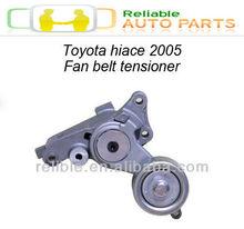 toyota hiace 2005 belt tensioner # TENSIONER ASSY, V-RIBBED BELT