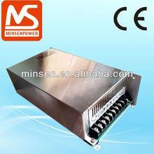 600w 24v 25A ac dc single output led switching power supply 600w 24v 25A