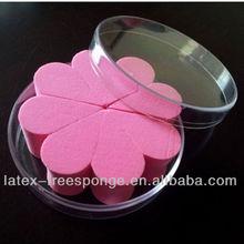 Colorful Non-latex Makeup Blending Sponge