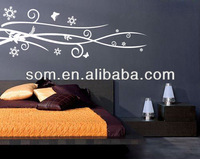 2013 drawing room wall sticker decoration