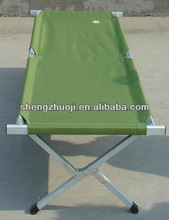 military camping cot