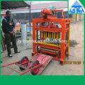 Linyi QT4-40 máquina del ladrillo de hormigón , el precio de máquina de fabricación de bloques