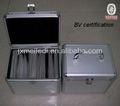 Muy útil la venta rápida de aluminio bastante cajas de cd cd caso mld-ac230