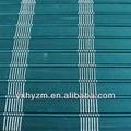 Pvc tapete/bambooo cortinas de pvc/pvc cego/plástico tapete/wuxi/yixing bambu/persianas e cortinas/plástico transparente persianas/roller blind