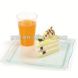 2013 hot sale plastic food tray