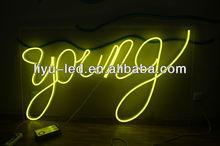 2013 new design Neon Light Signboard