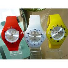 Old fashion watch silicone