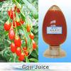 100% pure & natural & functional goji fruit juice &drink &beverage(FDA,IMO,KOSHER,HACCP,GMP)
