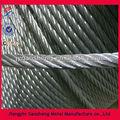7x19マリン用亜鉛めっき鋼ワイヤーロープ