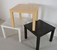 Mini fashion green environmental coffee table