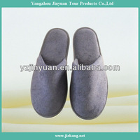 100% cotton terry towel disposable hotel slipper (hot)