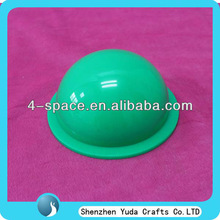 Green acrylic domes,Colored domes,Custom Acrylic Domes