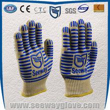 SEEWAY anti burn heatproof gloves, heat resistant gloves, BBQ oven gloves