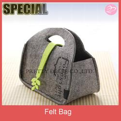 2015 New style wholesale felt bag,felt gift bag,felt tote bag