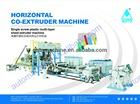 Multilayer Plastic Sheet Extruder Machine