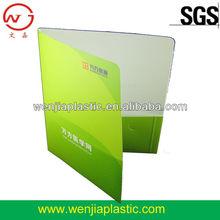 2013 latest UV full color printing PP File Folder