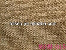 lady shopping bag 100% pure jute fabric