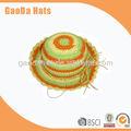 Papel Crochet chapéus de verão para crianças