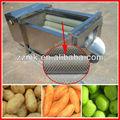 kommerziellen automatische kartoffelschäler mit pinsel
