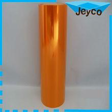 JEYCO Red headlight protection film, vinyl car wrap, headlight uv protection