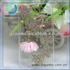 Popular Handmade Crystal Diamond PC Hard Case for Galaxy S4