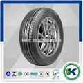 Carro de alta qualidade pneus recuperado pneu Keter marca pneu de carro