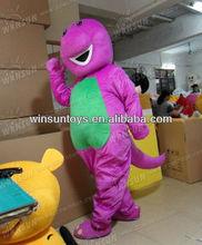 2013 adorable moving cartoon mascot costume