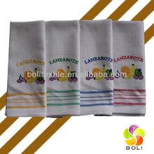 Wholesale pigment printed disposable dish towels