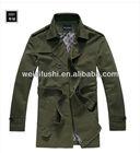custom design men dust coat wind coat