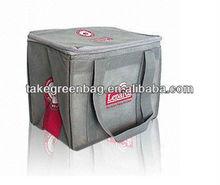 Reusable Bottle Cooler Bag aluminium foil cooler bag