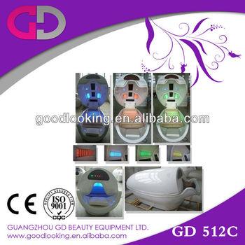 the best Guangzhou infrared ozone cabinet/Infrared Dry Steam Sauna Cabin/slimming spa capsule/ Salon Infrared Light Spa Capsule