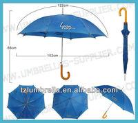Customize Stick Umbrella Good Quality Standard Umbrella Size Straight