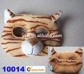 10014 de felpa& de peluche máscara de los niños, los animales para la máscara de carnaval