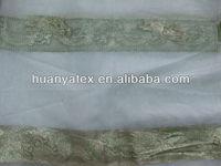 organza/voile jacquard fabric