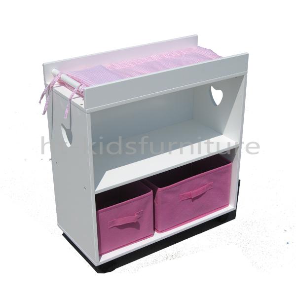 Mdf houten witte roze 18 barbie pop meubels pop bed met lade pop de beste antieke meubels - Pijnbomen meubels ...