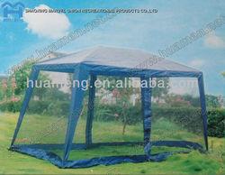 Garden Shade Gazebo Canopy with mosquito net