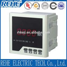 Single digital phase active power meter RH-P41