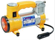 Portable car tire inflator /Car air compressor