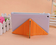 Orange newest brand Transformers smart cover for ipad mini/for ipad mini smart cover case