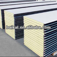 steel structural insulated panel