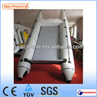 (CE) 14ft inflatable high speed catamaran rescue boat for sale
