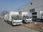 5tons Nissan cargo truck for sale/van body cargo truck