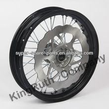 chinese good quality dirt bike rear wheel