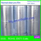 1505 100 microns transparent pvc film soft price