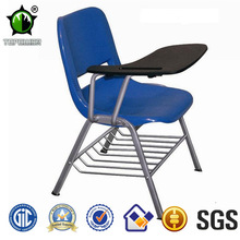 Modern Plastic Student Writing Tablet Chairs School Furniture
